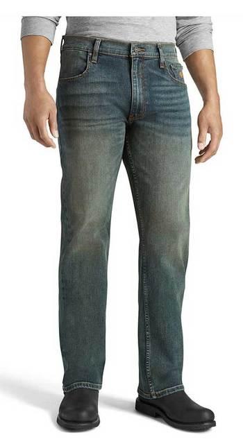 Harley-Davidson® Men's Performance Modern Fit Bootcut Denim Jeans