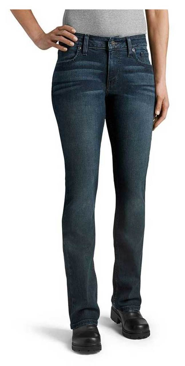 Harley-Davidson® Womens Bootcut Performance Wicking Jeans