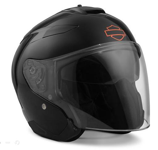 Harley Davidson Pivot Interchangeable Sun Shield H27 3/4 Helmet