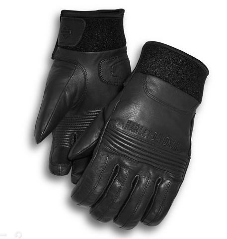 Harley Davidson Men's Cyrus Insulated Waterproof Gloves