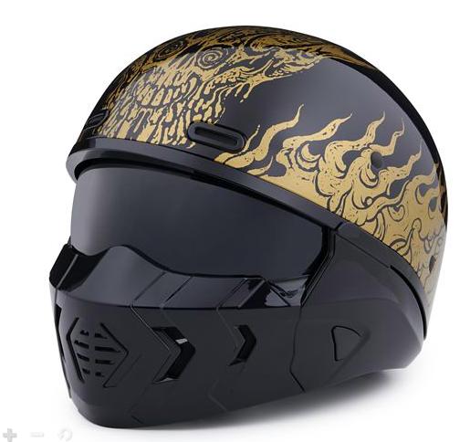 Harley Davidson Goldusa 3-in-1 X07 Helmet