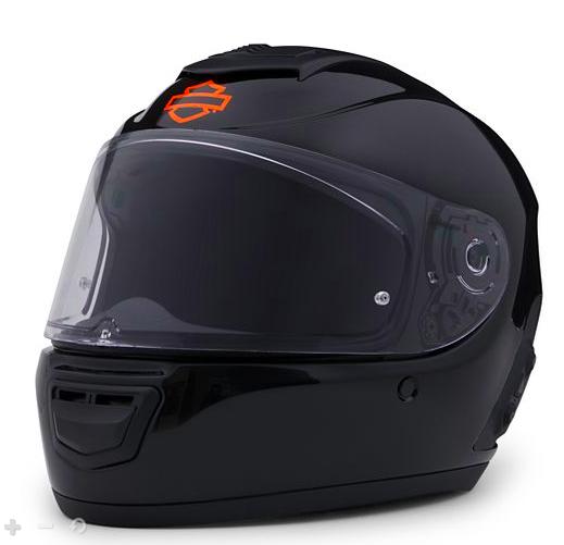 Harley Davidson Boom! Audio N02 Full-Face Helmet