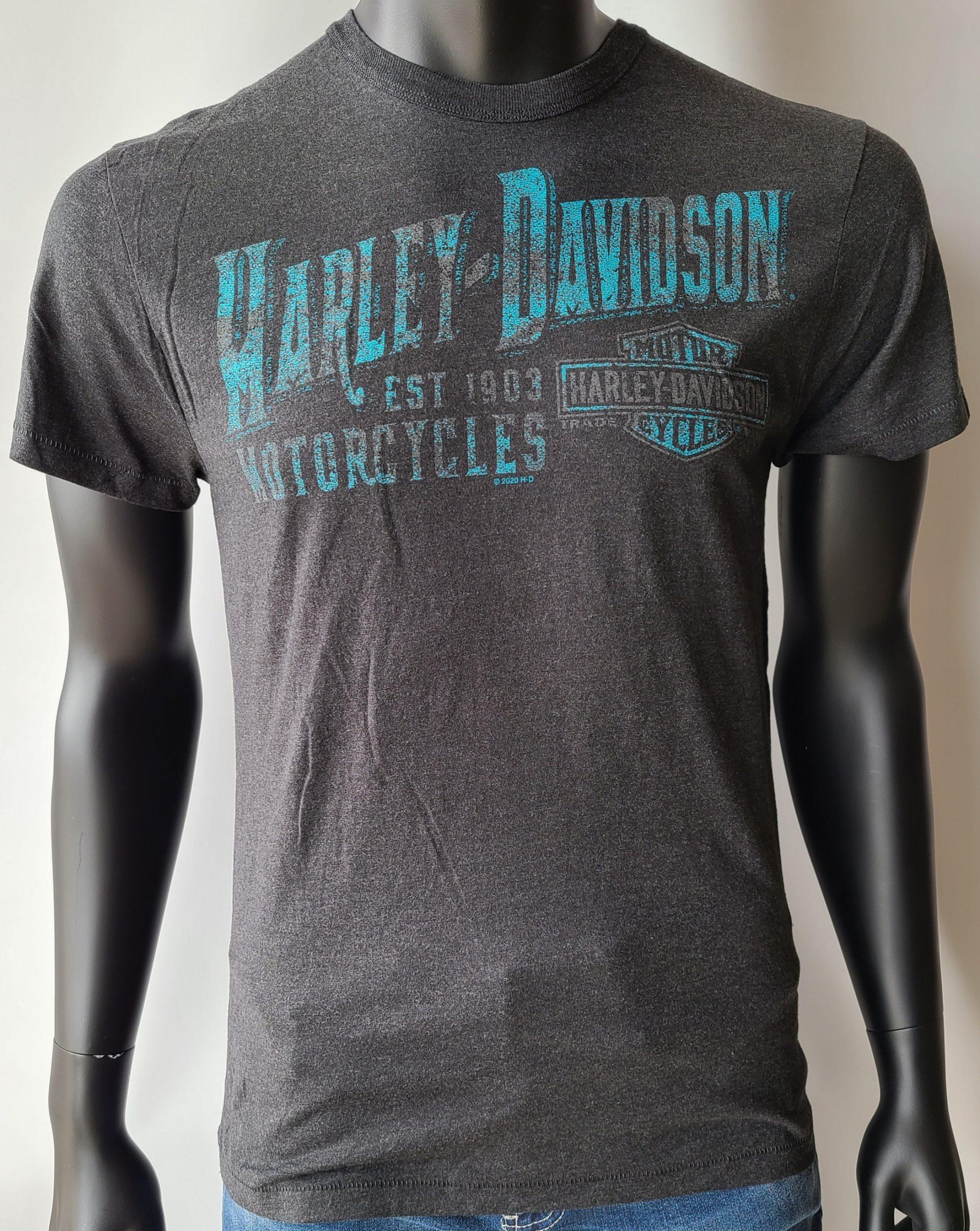 HARLEY DAVIDSON BRAND ADT TRIBLEND BLACK