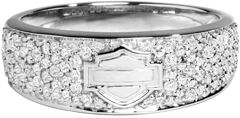 HARLEY DAVIDSON INFINITY CIRCLE DIAMOND