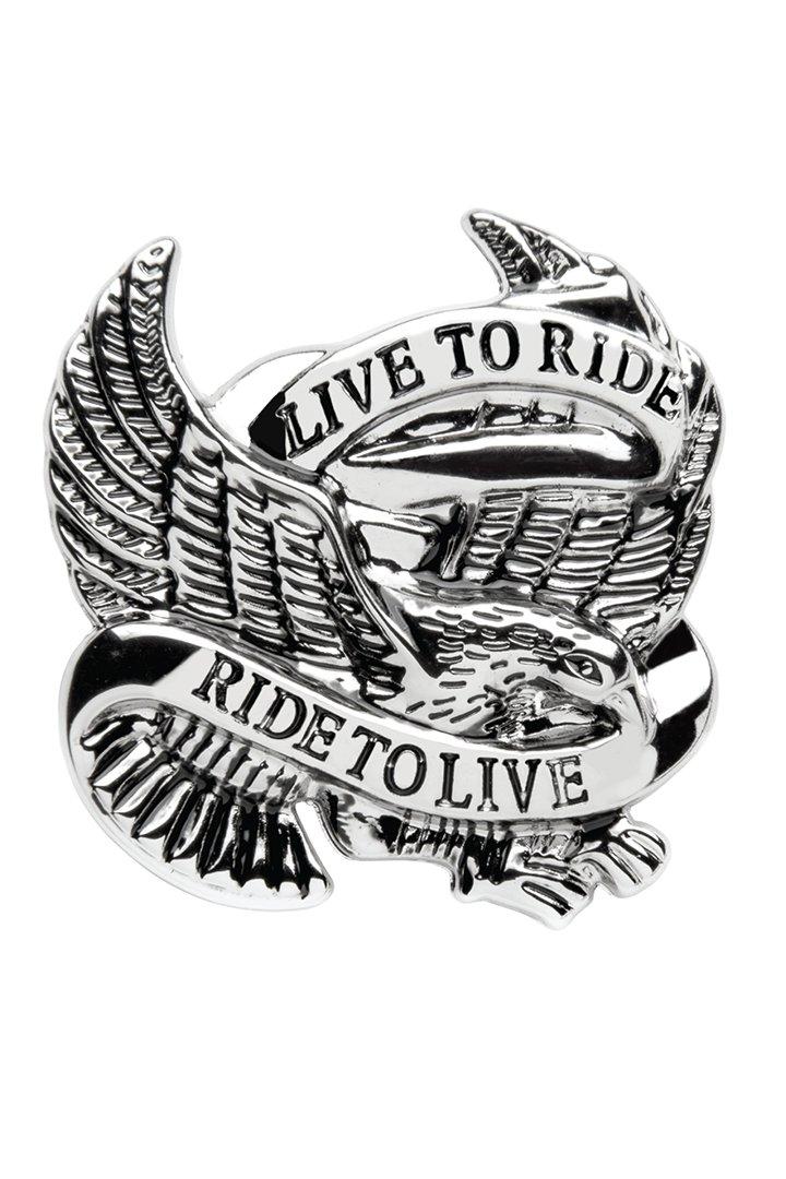 HARLEY DAVIDSON PIN - LOVE TO RIDE