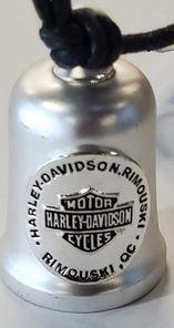HARLEY DAVIDSON RIMOUSKI CUSTOM RIDE BELL