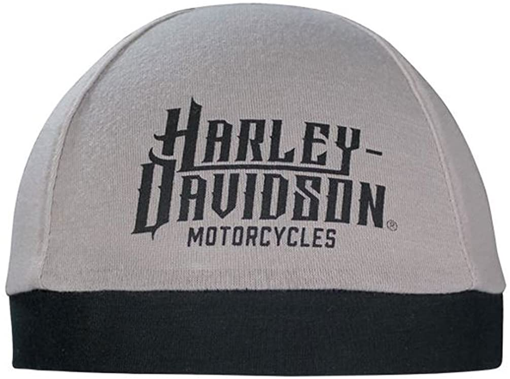 HARLEY DAVIDSON SKULL CAP, HARLEY LIFE