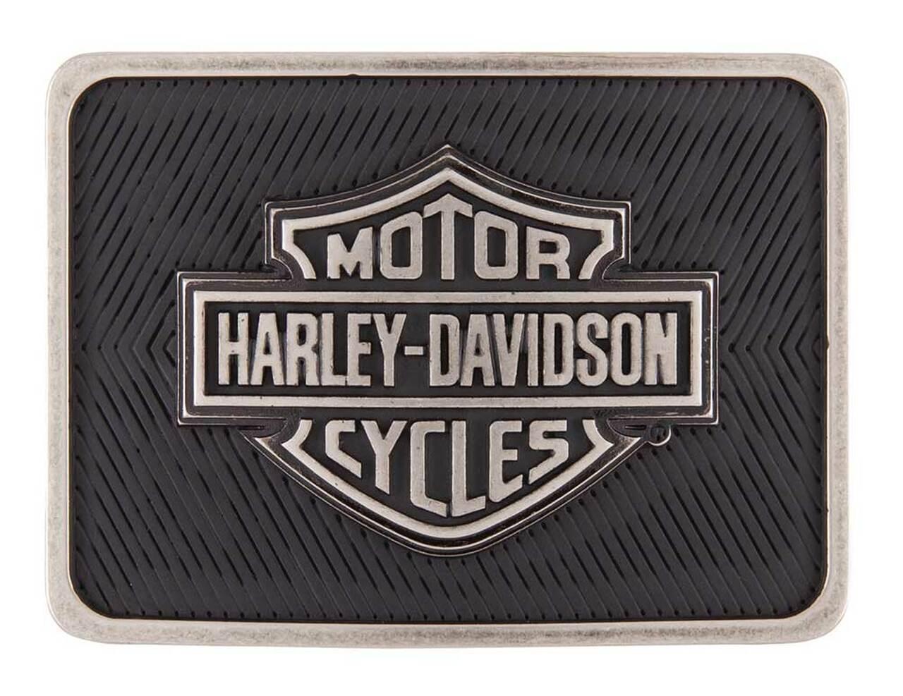 HARLEY DAVIDSON LEGACY BUCKLE