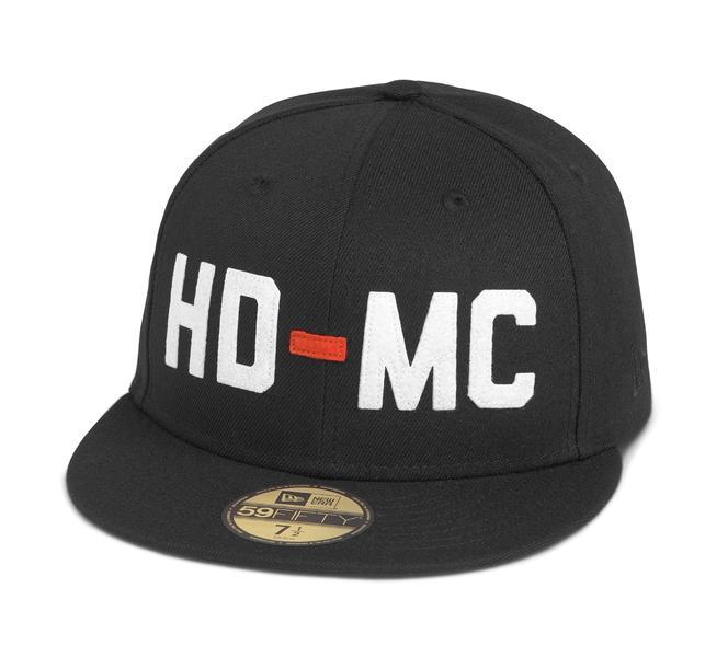 HARLEY DAVIDSON CAP-BB,WOVEN,BLACK