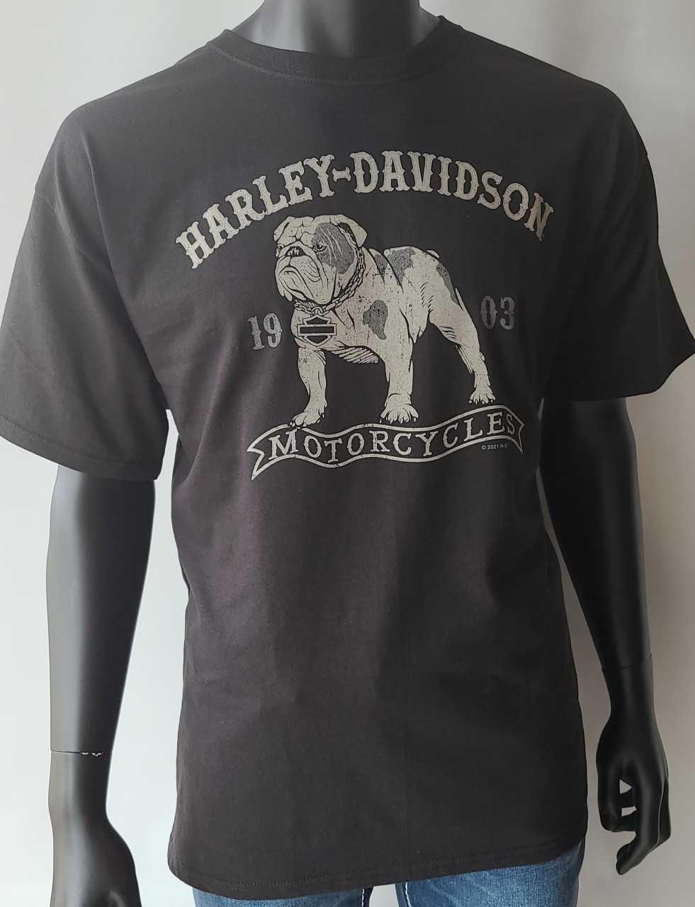 HARLEY DAVIDSON FIDO II ADT BK