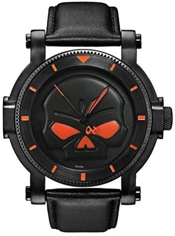 Harley Davidson Bulova watch