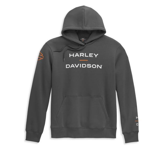 HARLEY DAVIDSON HORIZON LOGO PULLOVER HOODIE