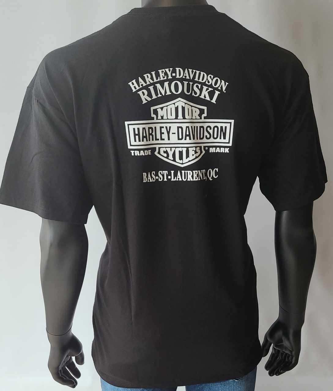 HARLEY DAVIDSON BLACK*POWER TRAIN