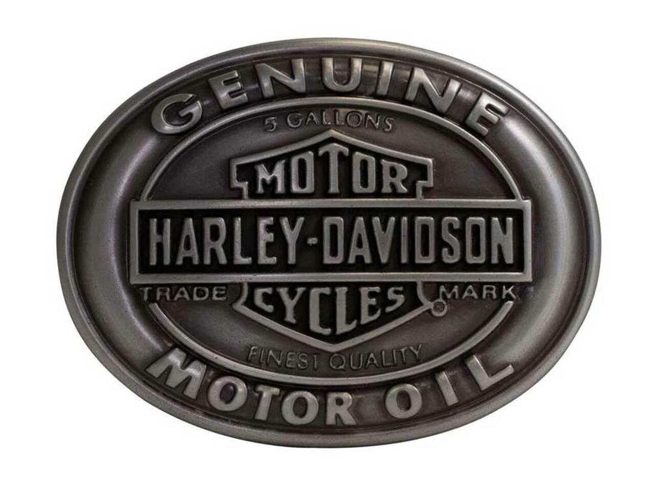 HARLEY DAVIDSON GENUINE MOTOR OIL