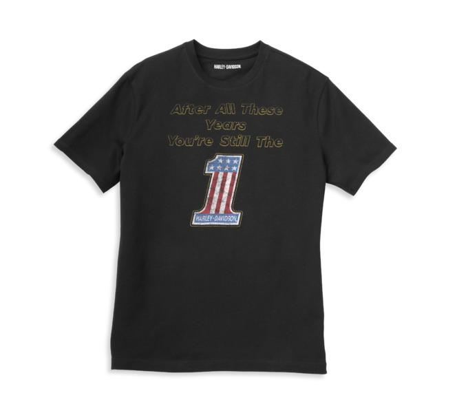HARLEY DAVIDSON YOU'RE STILL THE 1 GRAPHIC TEE